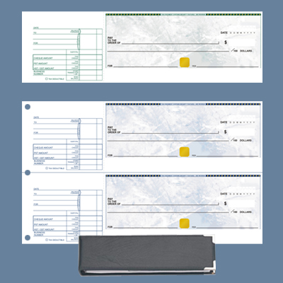 Business Manual Cheques